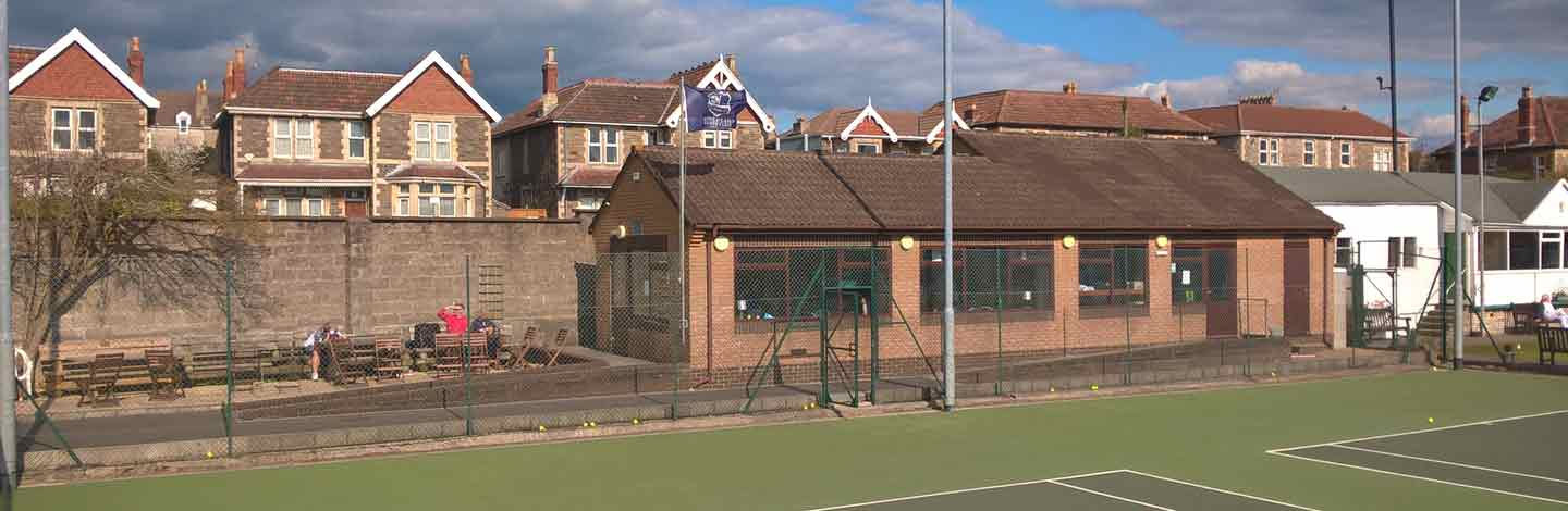 Knowle lawn tennis club house